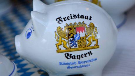 Bayern baut weiter Schulden ab