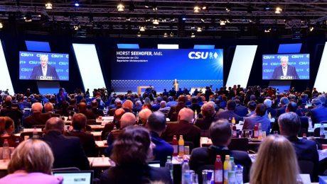 CSU-Parteitag wird verschoben
