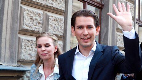 Kurz gewinnt in Österreich
