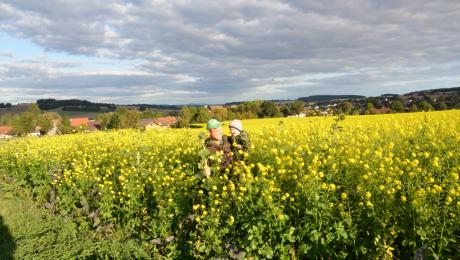 Vorzeigelandwirt aus Bayern