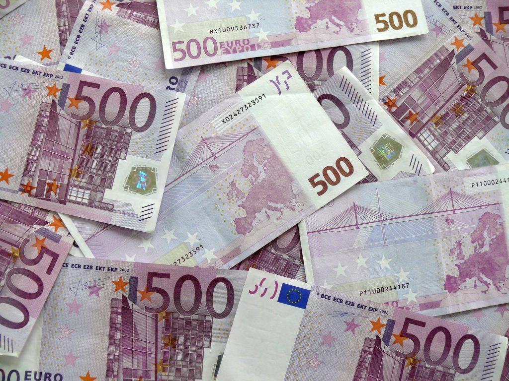 Wann Werden Die 500 Euro Scheine Abgeschafft