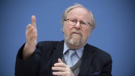 Wolfgang Thierse für Leitkultur