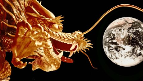 Warnung vor dem Drachen