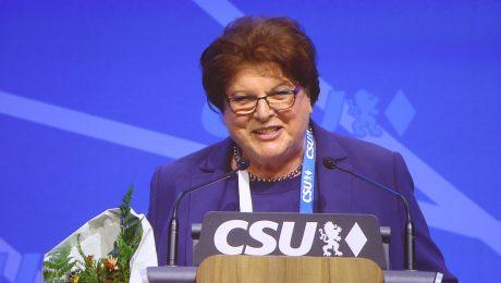Die Marathonfrau der CSU
