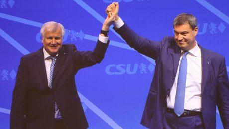Söder ist CSU-Spitzenkandidat