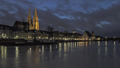 Gewalt in Regensburg