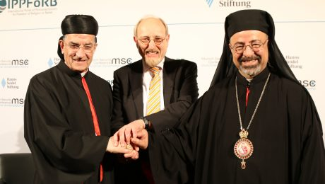 Religionsfreiheit als Lackmustest