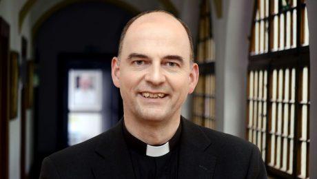 Bischof Jung wird geweiht