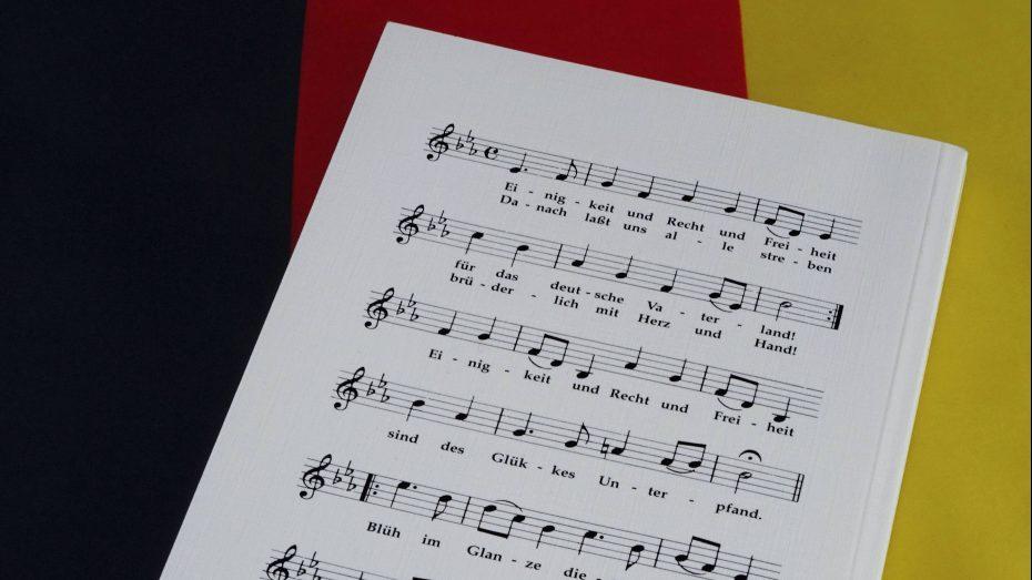 Spd Die Gegenderte Nationalhymne Bayernkurier