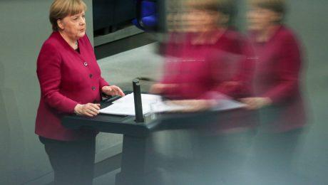 Wie Merkel die Spaltung überwinden will