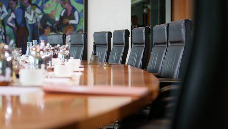 Merkels Kabinett ist komplett