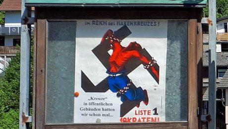 Die SPD handelt geschmacklos und geschichtsvergessen
