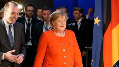 Selbstbehauptung Europas