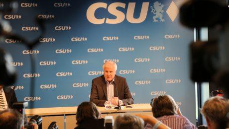 CSU-Vorstand beschließt Zurückweisungen
