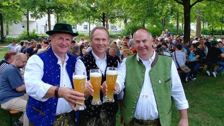 Im Bann des eigenen Bieres