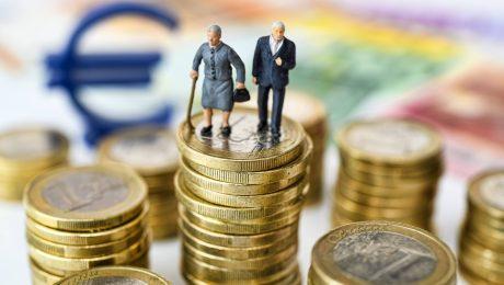 Sozialausgaben bei fast einer Billion Euro
