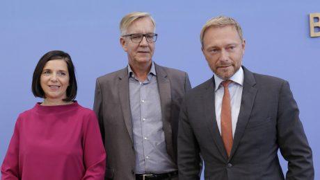 FDP paktiert mit Grünen und Kommunisten