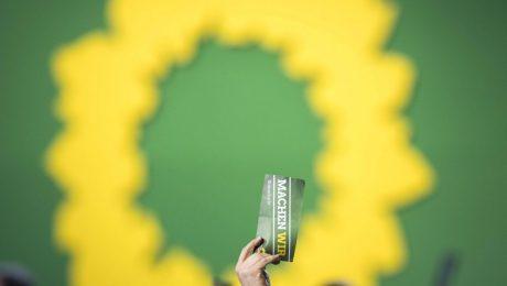 Unwählbar: Grünes Sicherheitsrisiko