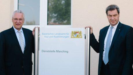 Der Bayerische Asylplan wirkt