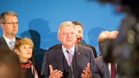 Schwere Wahlniederlage von CDU und SPD