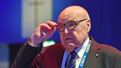Wilfried Scharnagl ist tot