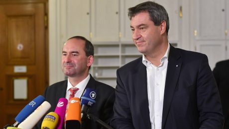 CSU will mit den Freien Wählern regieren