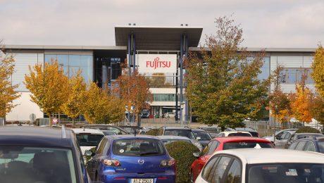 Hilfe für die Fujitsu-Mitarbeiter