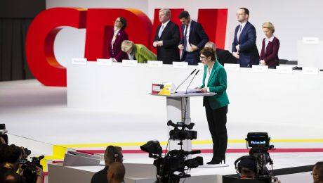 CDU auf neuem Kurs