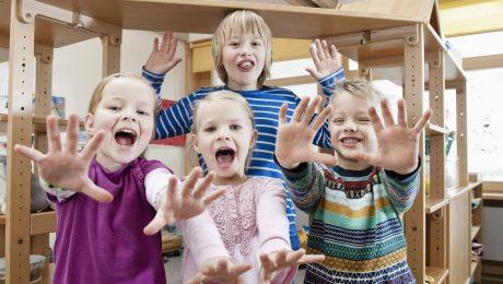 Kinderbetreuung im 21. Jahrhundert