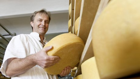 Bayerns Käse für die Welt