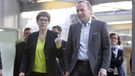 Auch CDU macht Weber zum Spitzenkandidaten