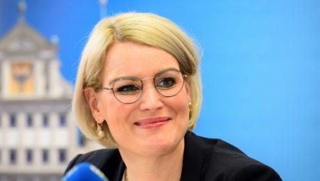 Eva Weber soll Kurt Gribl nachfolgen