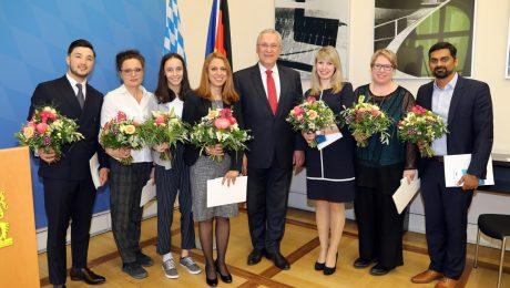 Einbürgerungsrekord in Bayern
