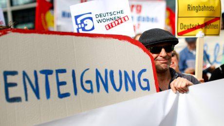 Berlin: Sozialismus als Heilmittel