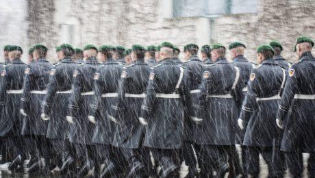 Berlin: SPD will Bundeswehr aussperren