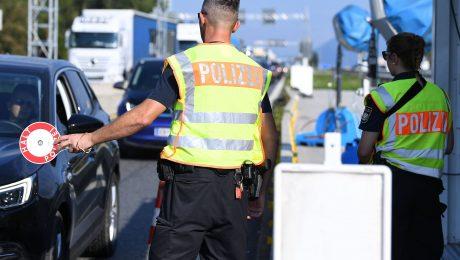 Grenzkontrollen weiterhin nötig