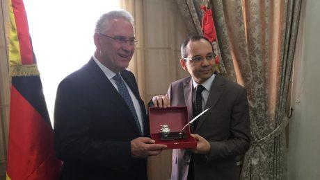 Bayern hilft Tunesien