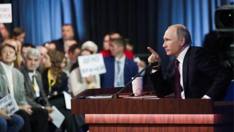 Der lange Arm des Kreml