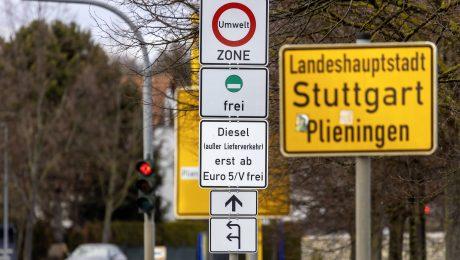 Diesel-Fahrverbote bringen nichts