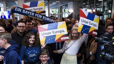 EVP bleibt stärkste Fraktion