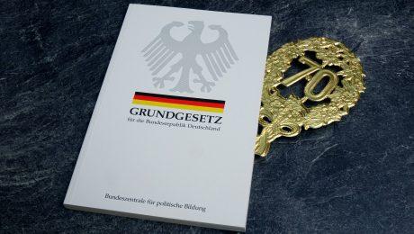 """""""Beste Verfassung Deutschlands"""" wird 70"""