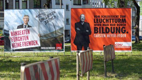 Wechselstimmung an der Weser