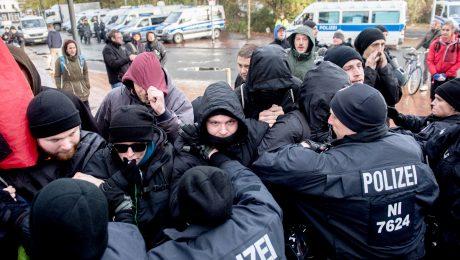 Deutlich mehr Gewalt gegen Polizisten