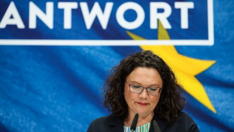 Andrea Nahles wirft hin