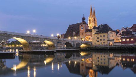 Brückenbauer zwischen Deutschen und Tschechen