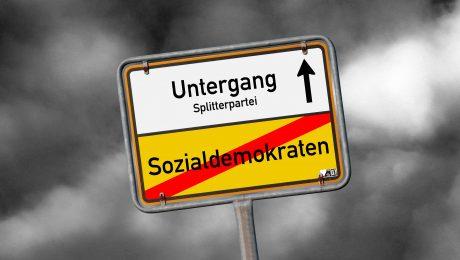 Die SPD braucht einen Neuanfang