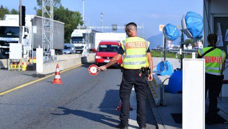 Bewegung an Österreichs Grenze