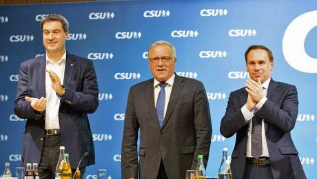 Ullrich leitet die CSU Augsburg