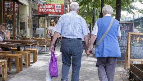 Mehr Geld für die Senioren