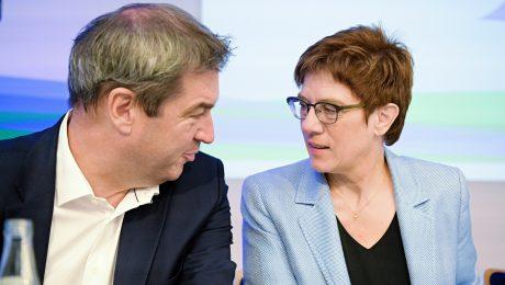 """Söder warnt vor """"Wunschkonzert der Verbote"""""""